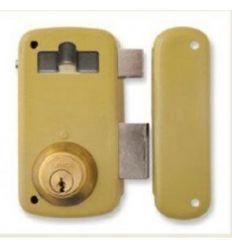 Cerradura 5056-a/70d h.esmaltado de lince