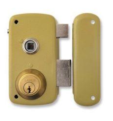 Cerradura 5056-b/70d h.esmaltado de lince