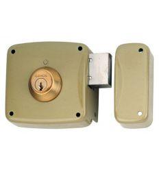 Cerradura 5124-a/12d h.esmaltado de lince