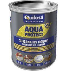 Silicona ms liquida 3111 5kg gris de quilosa
