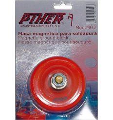 Masa magnetica mg2 para soldadura de piher