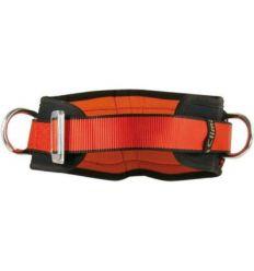 Cinturon 25-c/2 ce+ cuerda y mosqueton de climax