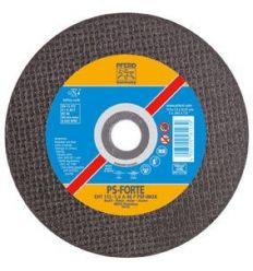 Disco corte eht a60p-115x1,0 psf inox de pferd-rüggeberg caja