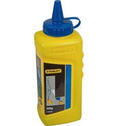 Polvo de trazado azul 147803-225g de stanley caja de 12 unidades