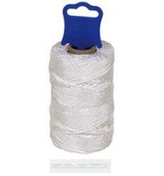 Bobina hilo pa trenzado 8840-100mt blanc de rombull ronets