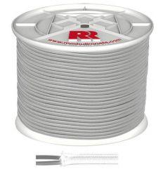 Bobina cuerda elastica pes 08mm/100mt bl de rombull ronets