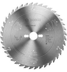 Disco ingletadora md 250x3,2x30 z40 de bosch construccion /
