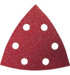 Lija triang.6 per.c/vel.93mm g120 bl5 de bosch construccion /