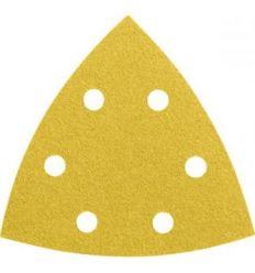 Lija triang.6 per.c/vel.93mm g080 bl50 de bosch construccion /