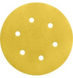 Lija disco 6 per.c/vel.150mm g060 bl50 de bosch construccion /