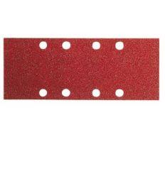 Lija rectan.8 per.c/vel.93x186 g120 bl10 de bosch construccion