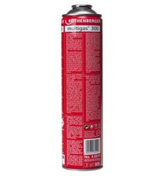 Botella multigas 300 35510-a de rothenberger