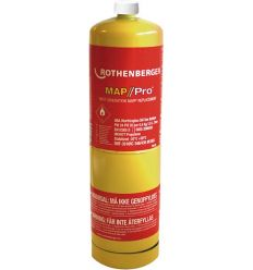 Botella gas mapp 35698 de rothenberger