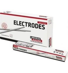 Electrodo inox limarosta 316l 2,5x350 de lincoln-kd caja de 125