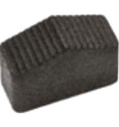 Taco escalera domestica 50x20 negro de marca