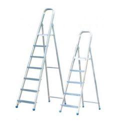 Escalera domest.aluminio 4-peld.en-131 de marca