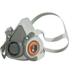 Mascara 6200 s/filtros de 3m