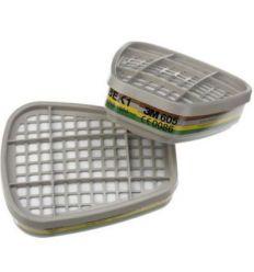 Filtro 6059 abek1 p/mascara 6200/6800 de 3m caja de 8 unidades