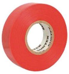 Cinta aislante 1300ro20-20mx19mm roja de 3m caja de 10 unidades