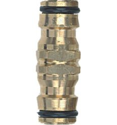 Manguito conexion laton 9801348 bl de aqua caja de 10 unidades