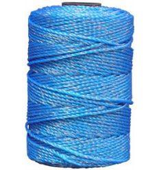 Bobina hilo azul 200mts-6 inox de llampec