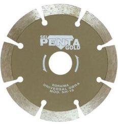 Disco diamante nh-10 230 mat.construc. de penta