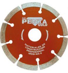 Disco diamante nx-5 115 uso profesional de penta