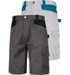 Bermuda wf1017 gris oscuro/negro t-m de workteam