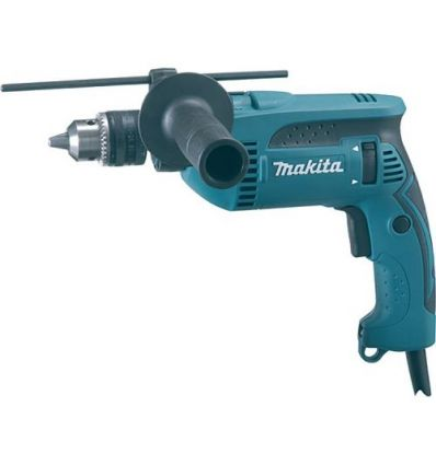 Taladro percutor hp1640 680w 13mm de makita