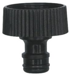 """Adaptador grifo c/r 3/4""""-19mm 9801380 bl de aqua caja de 10"""