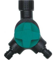 Adaptador grifo c/r2d. 9802311 bl de aqua caja de 8 unidades
