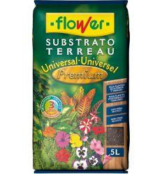 Substrato univ.premium 4-80006 5l de flower