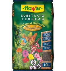 Substrato univ.premium 4-80007 10l de flower