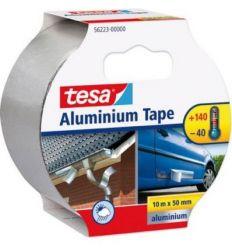 Cinta aluminio 56223-10mx50mm de tesa-tape caja de 6 unidades