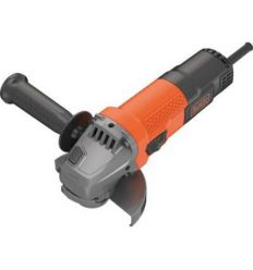 Amoladora mini beg110-qs 750w 115mm de black & decker