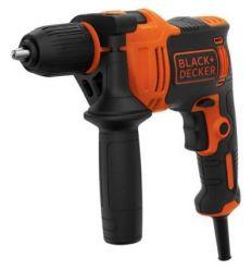 Taladro percutor beh550-qs 550w 13mm+acc de black & decker