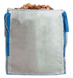Saco big bag 90x90x100 1000kg blanco de intermas