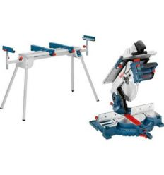 Conjunto ingletadora gtm-12jl+mesa gta2600 de bosch construccion / industria