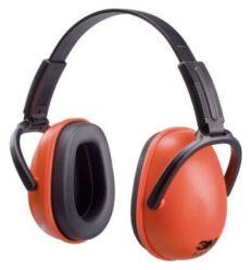 Protector oidos 1436 naranja de 3m