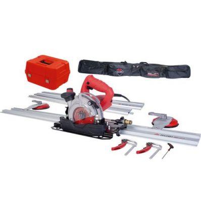 Conjunto sierra circular tc-125 1250w 51901+kit de rubi