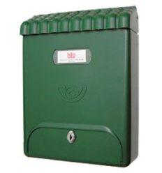 Buzon 2932 garden-22 resina verde de btv