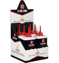 Aceite 3 en 1 liquido 100ml 34059 de 3 en 1 caja de 6 unidades