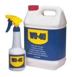 Aceite wd-40 5l desenegroasante + aplicador 44506e de wd-40