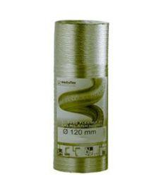 Tubo extensible aluminio 100mm de westaflex caja de 100 unidades