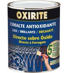 Oxirite liso 6017303 750ml gris/plata de oxirite caja de 6 unidades