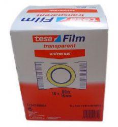 Cinta tesa\film 57342-66x15 de tesa-tape caja de 10 unidades