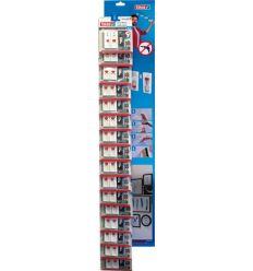 Clavo adhesivo ajustable 77774 sms pared pintada 1k 32 de tesa-tape