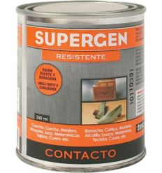 Supergen 62600-07 bote 0250 ml de supergen caja de 24 unidades