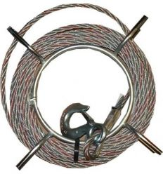 Cable 8,3mm b-20 talla-7 1959 de tractel