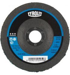Disco limpieza 28vl gr-115x22,2 premium de tyrolit caja de 5 unidades
